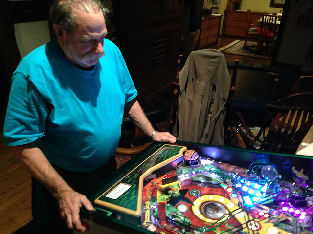 Former pinball museum owner selling off collection