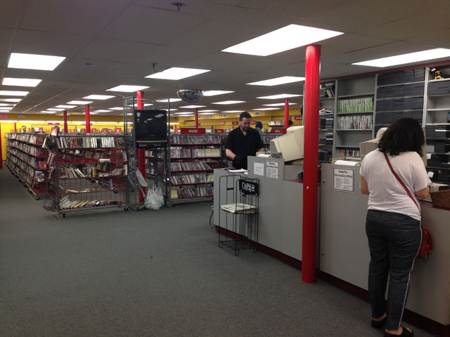 D.C.'s last video rental store prepares to close