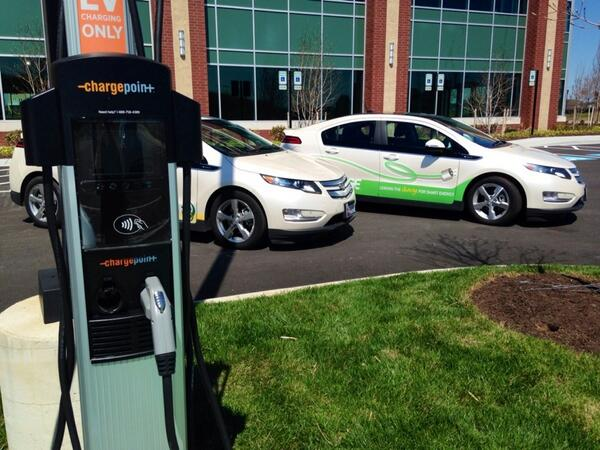 Md. announces slew of electric car chargers along highways