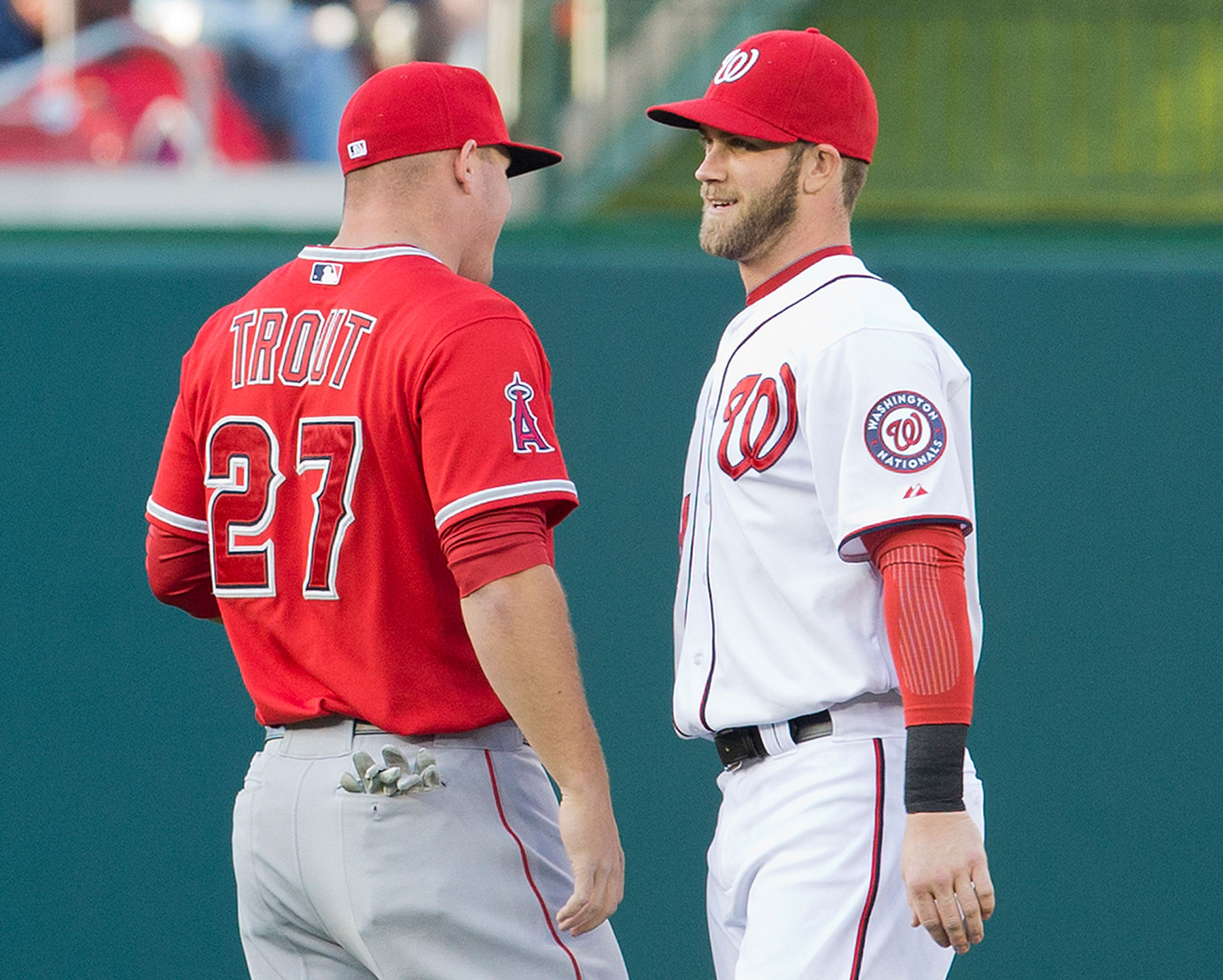 Is Bryce Harper having a hustle problem in a pivotal year?