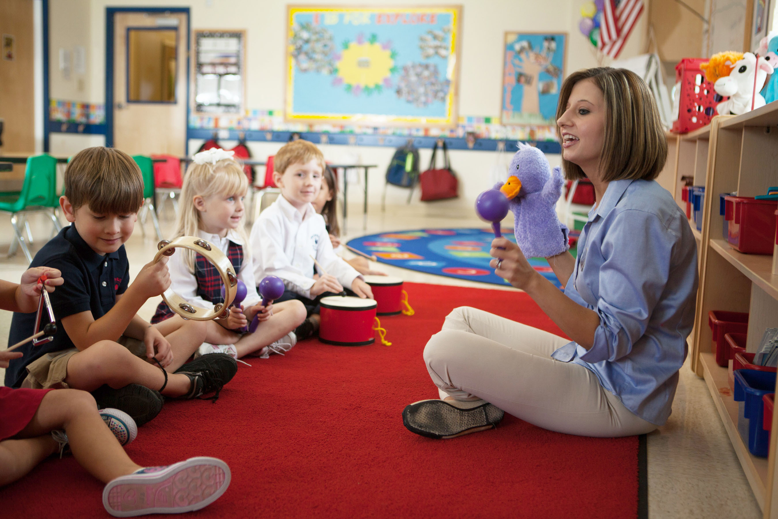 The high cost of care: Child care rates exceed college tuition