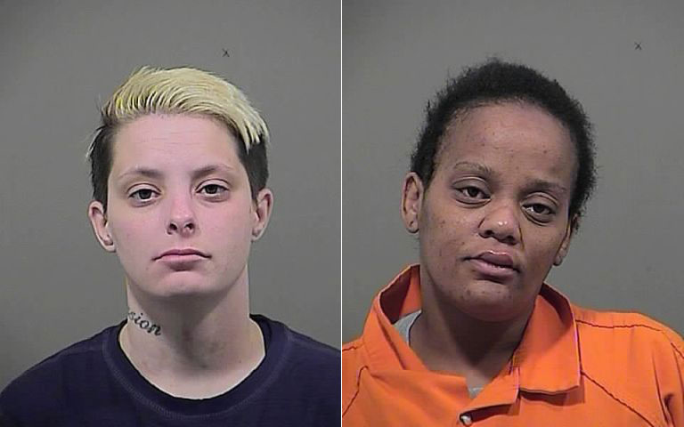 2 women charged with 2 Charles County abductions, robberies