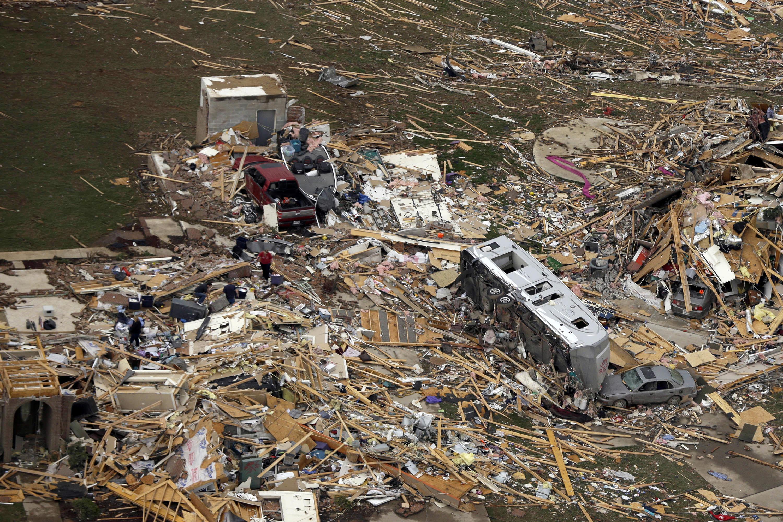 Tornado forecasting: Scientists aim to focus location, timeframe
