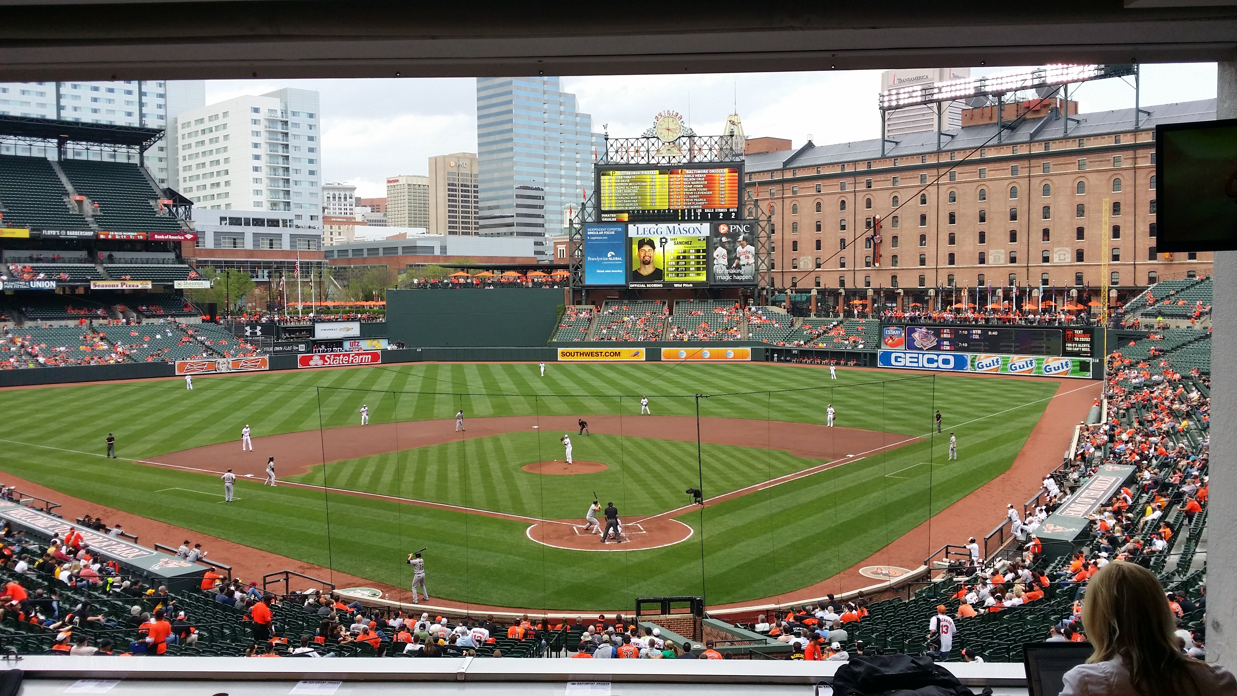 Orioles-Pirates games stir World Series memories