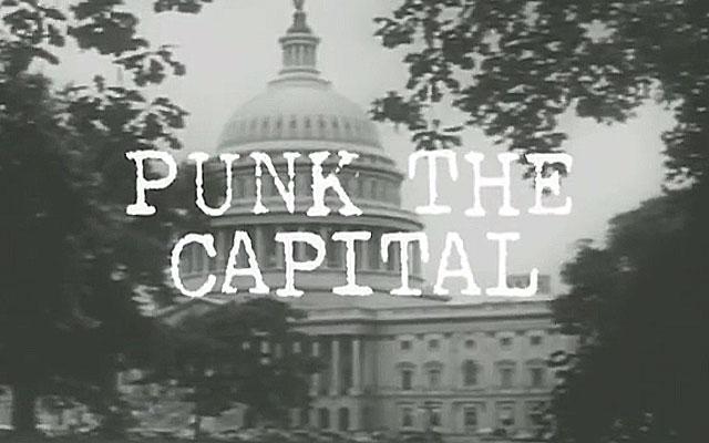 'Punk the Capital' relives D.C. punk, hardcore days