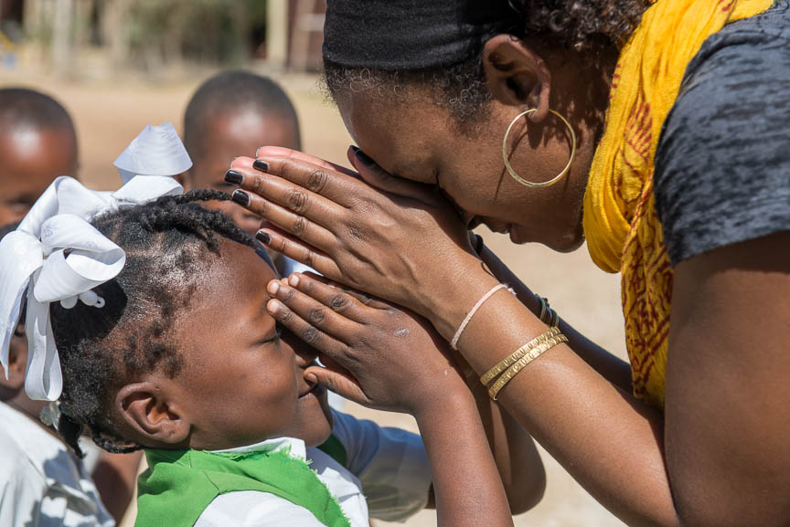 D.C. yoga instructor builds strength, community in Haiti
