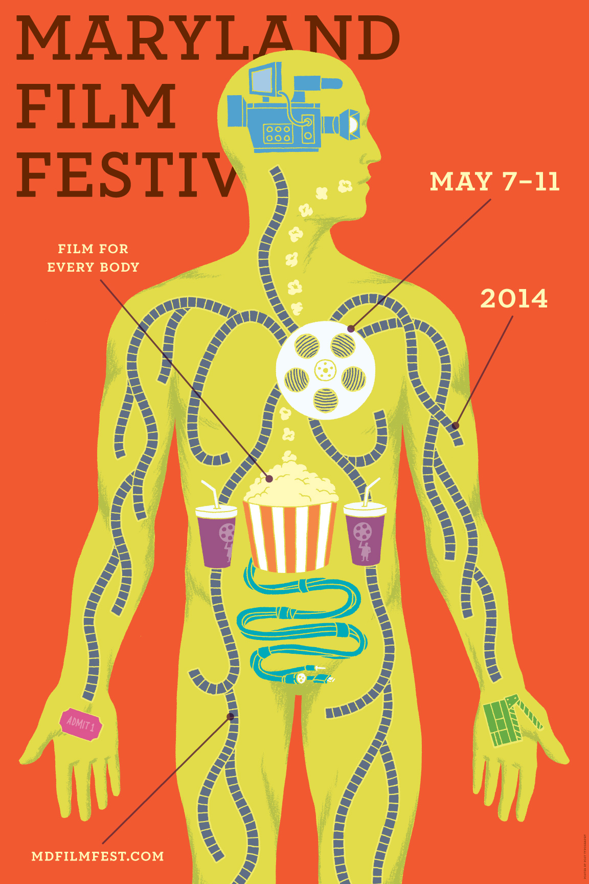 8.5 reasons you should go to Maryland Film Festival