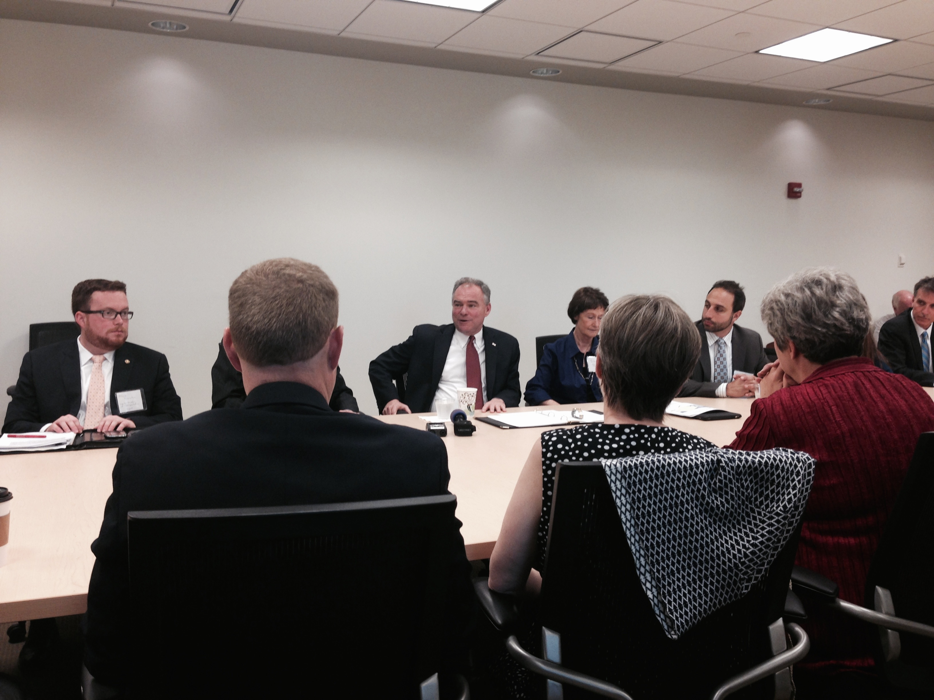 Roundtable highlights future of Va. transporation projects