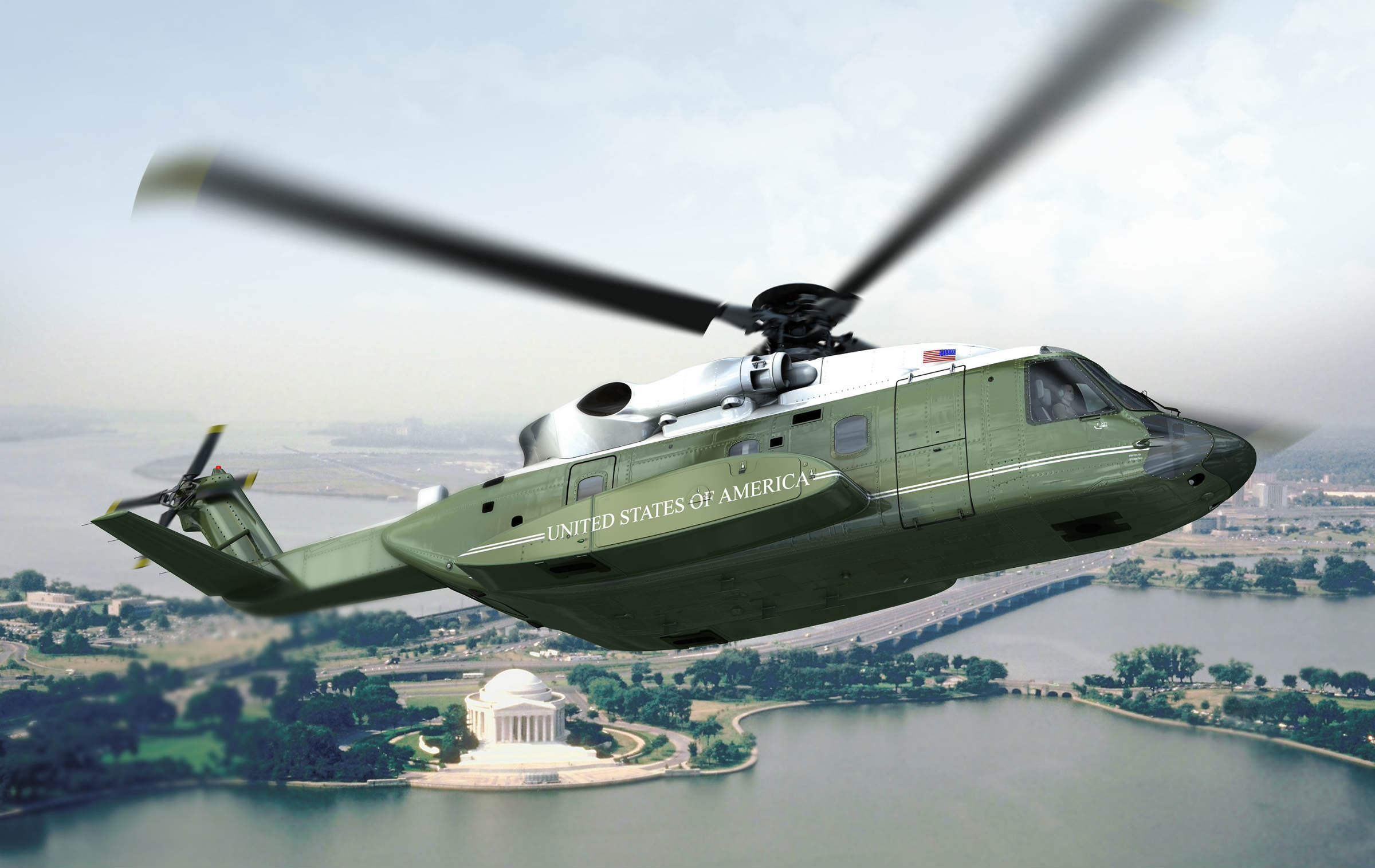 President of the United States to get new helicopter fleet (Photos)