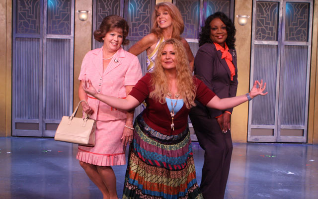 'Menopause, The Musical': 'It's a party every night'
