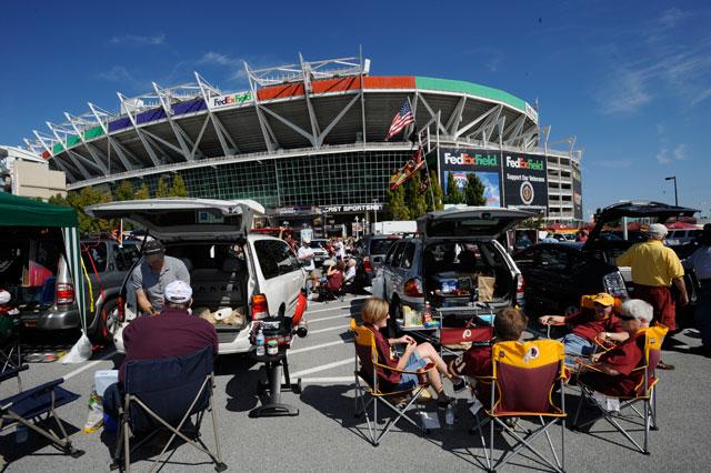 Report: Redskins hire Danish firm to design new stadium