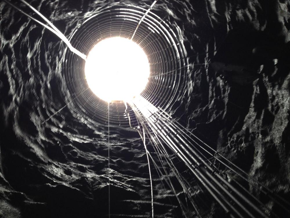 Bi-county tunnel takes shape deep below Beltway