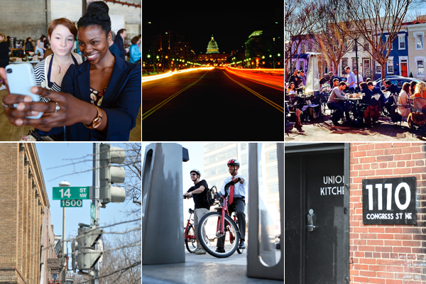 D.C. acknowledges millennial boom with week of events