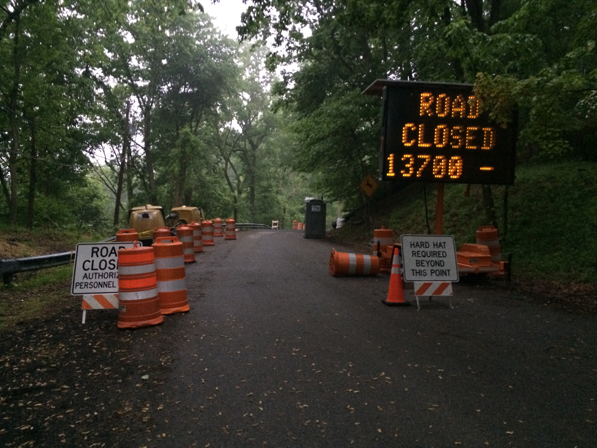 Immediate action urged with Piscataway Drive slope