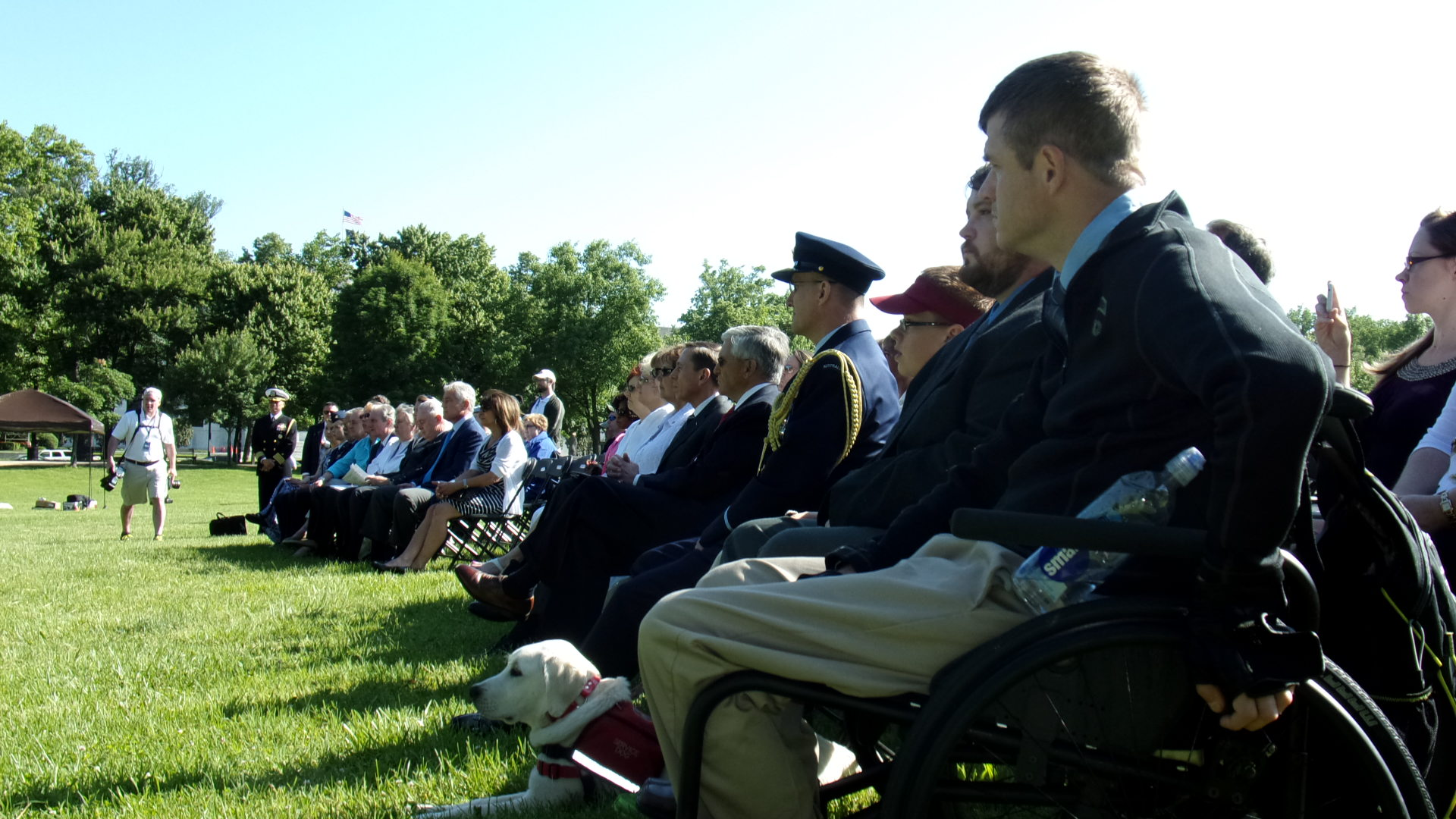On Memorial Day weekend, the names of the fallen