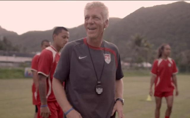 'Next Goal Wins' follows team from worst to winners
