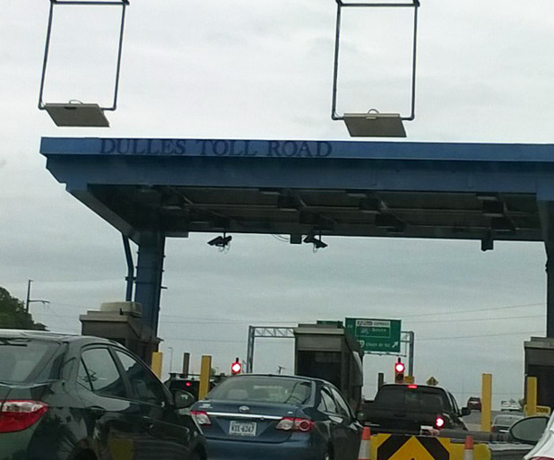 High tolls driving some away from Dulles Toll Road