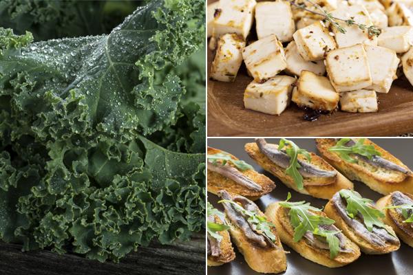 Foods that help strengthen your bones