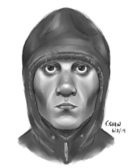 Police release sketch from Sterling area robbery
