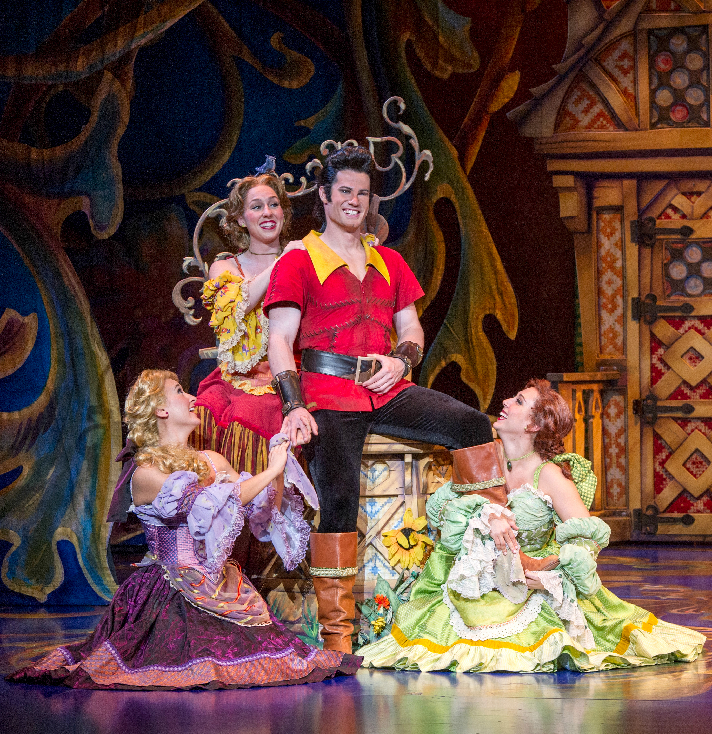 'Beauty and the Beast' star Tim Rogan discusses national tour