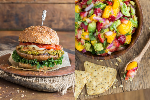 Revamp your summer cookout menu with healthy, meat-free recipes