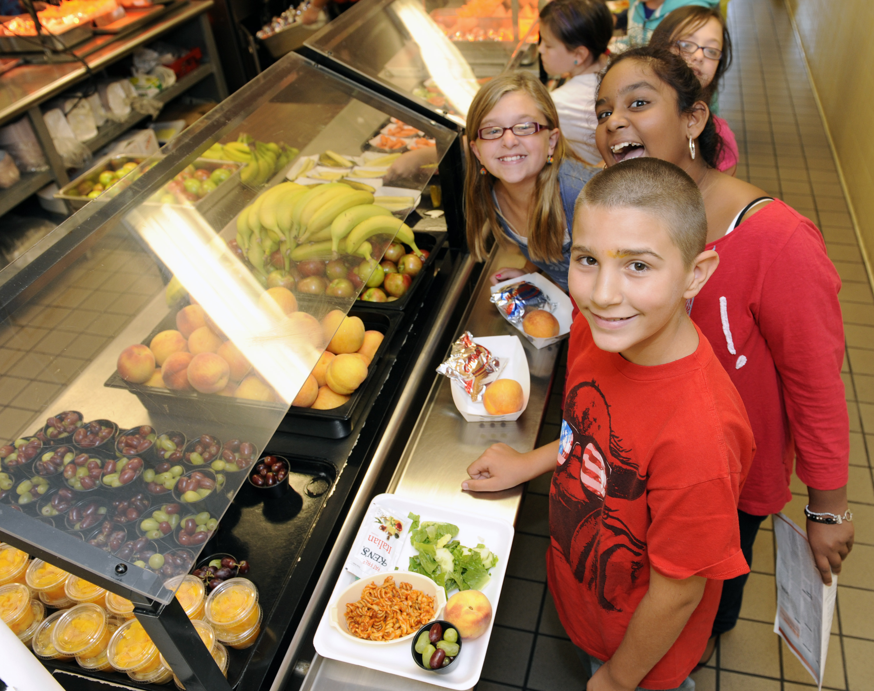 When school lets out for summer, hunger begins for many