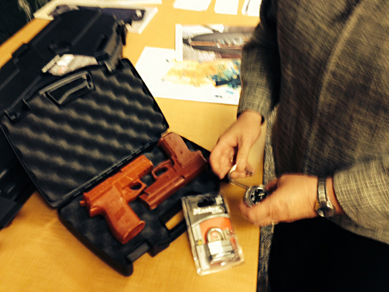 Traveling with a firearm? TSA has rules