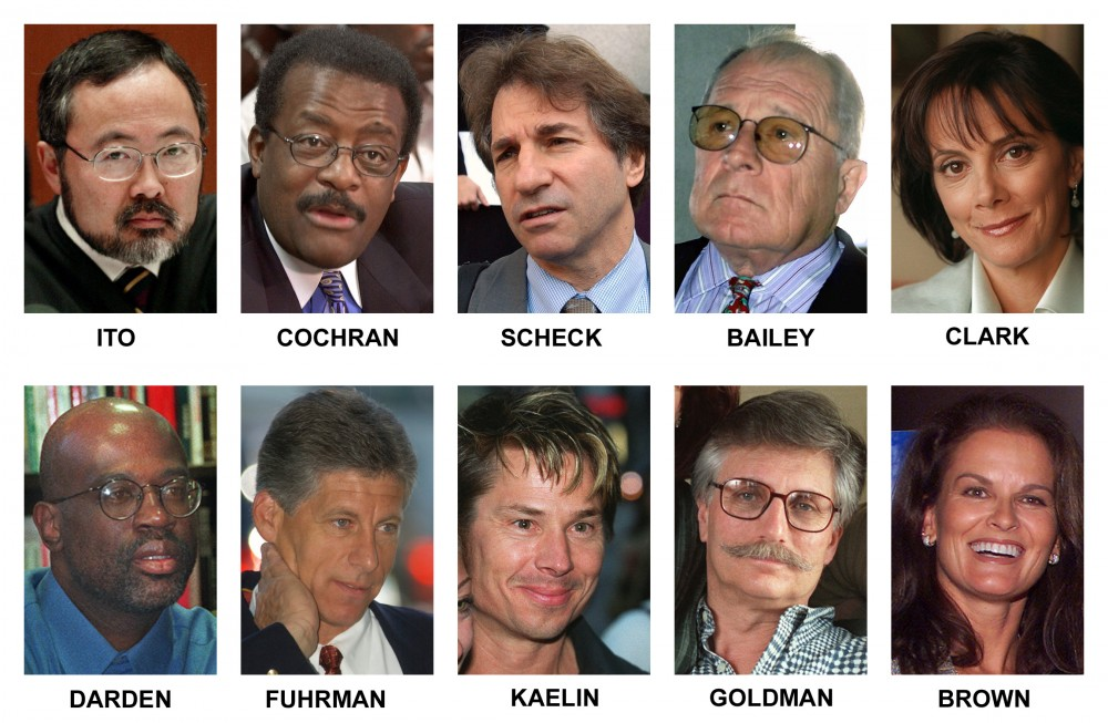 Figures in OJ Simpson saga: where are they now? | WTOP Oj Simpson Not Guilty Plea