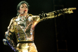 Michael Jackson (Phil Walter/Getty Images)