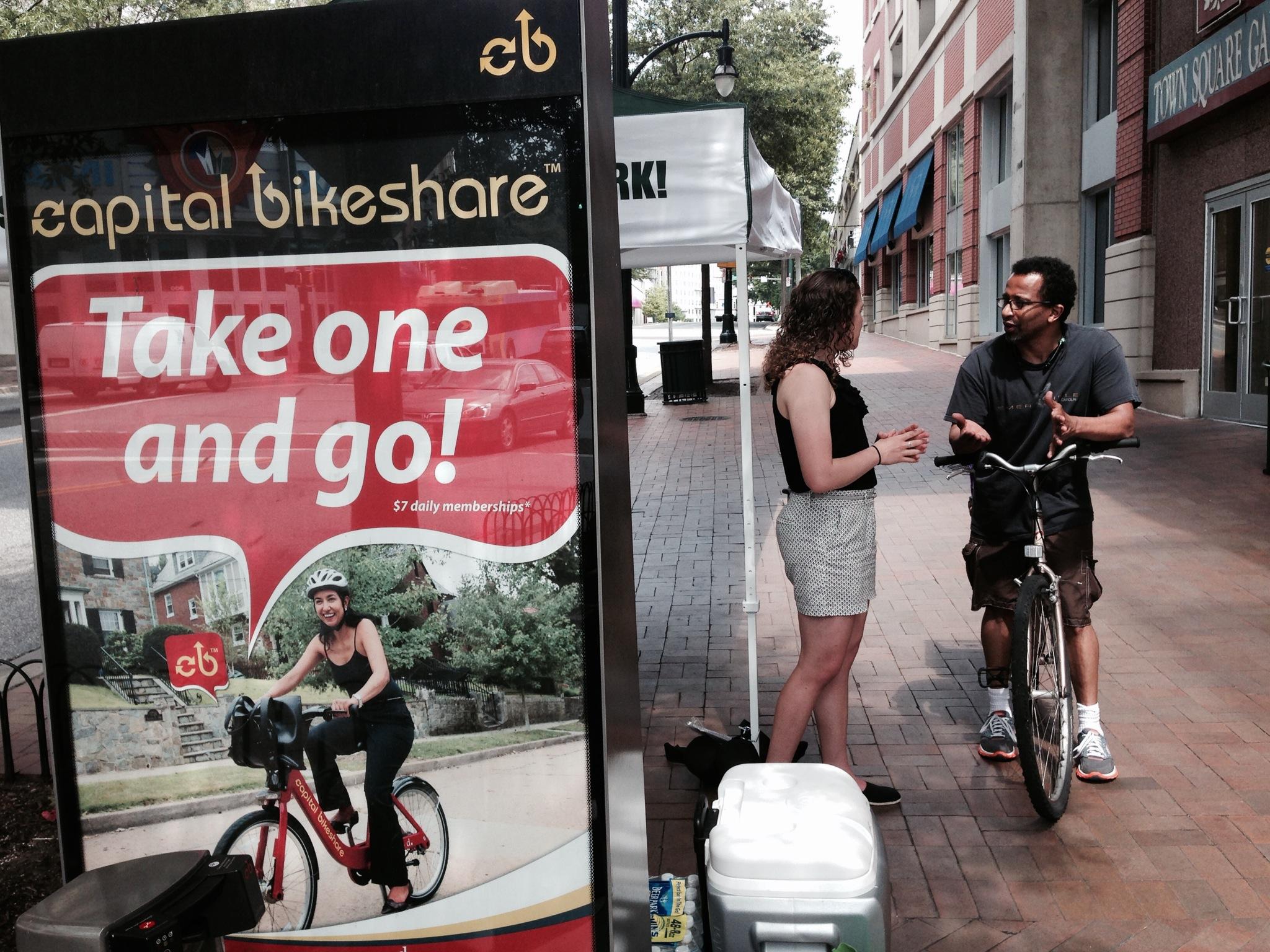 Capital Bikeshare runs out of keys as new membership soars