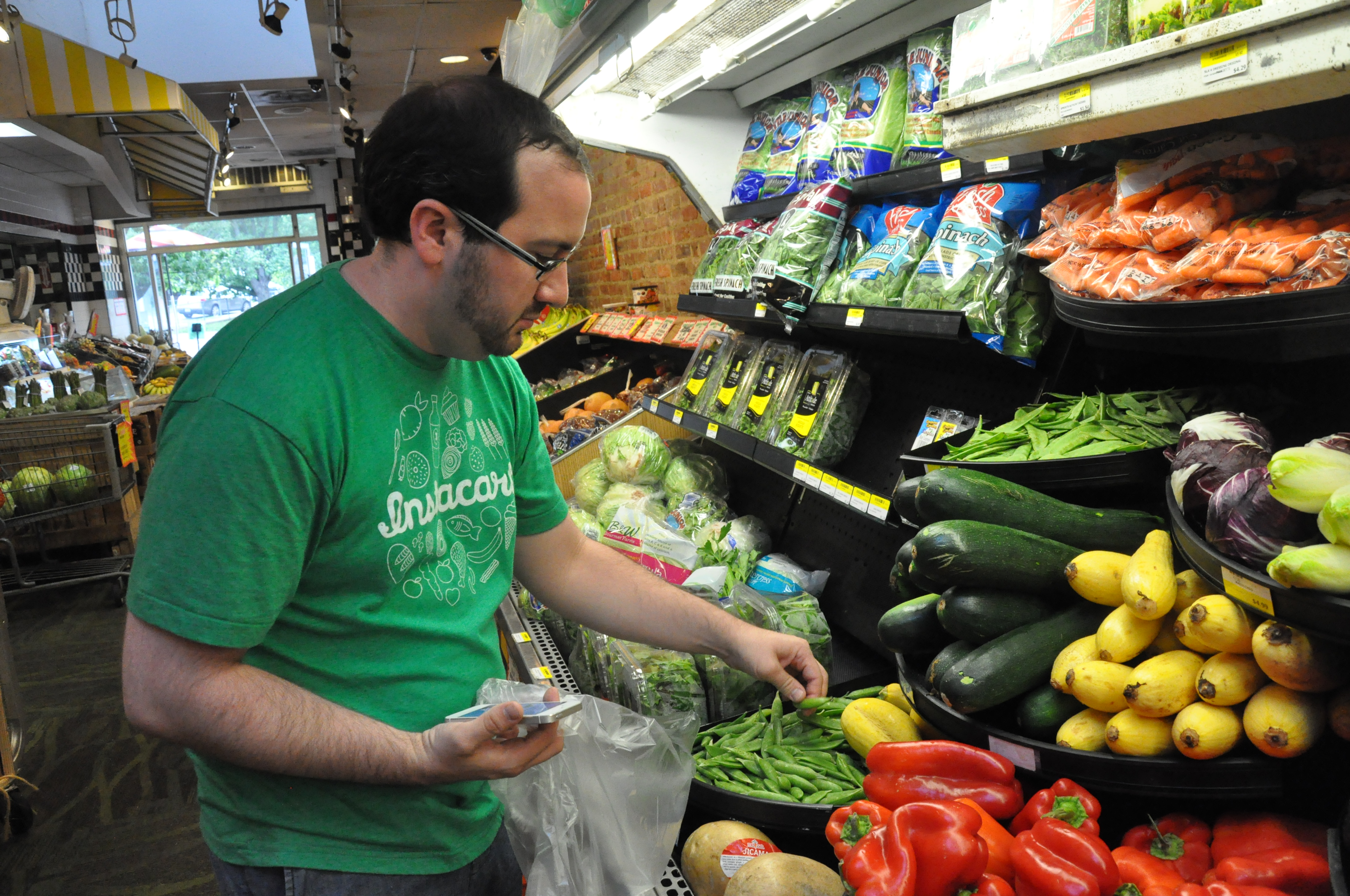 On-demand groceries: Fill your fridge in 1 hour | WTOP