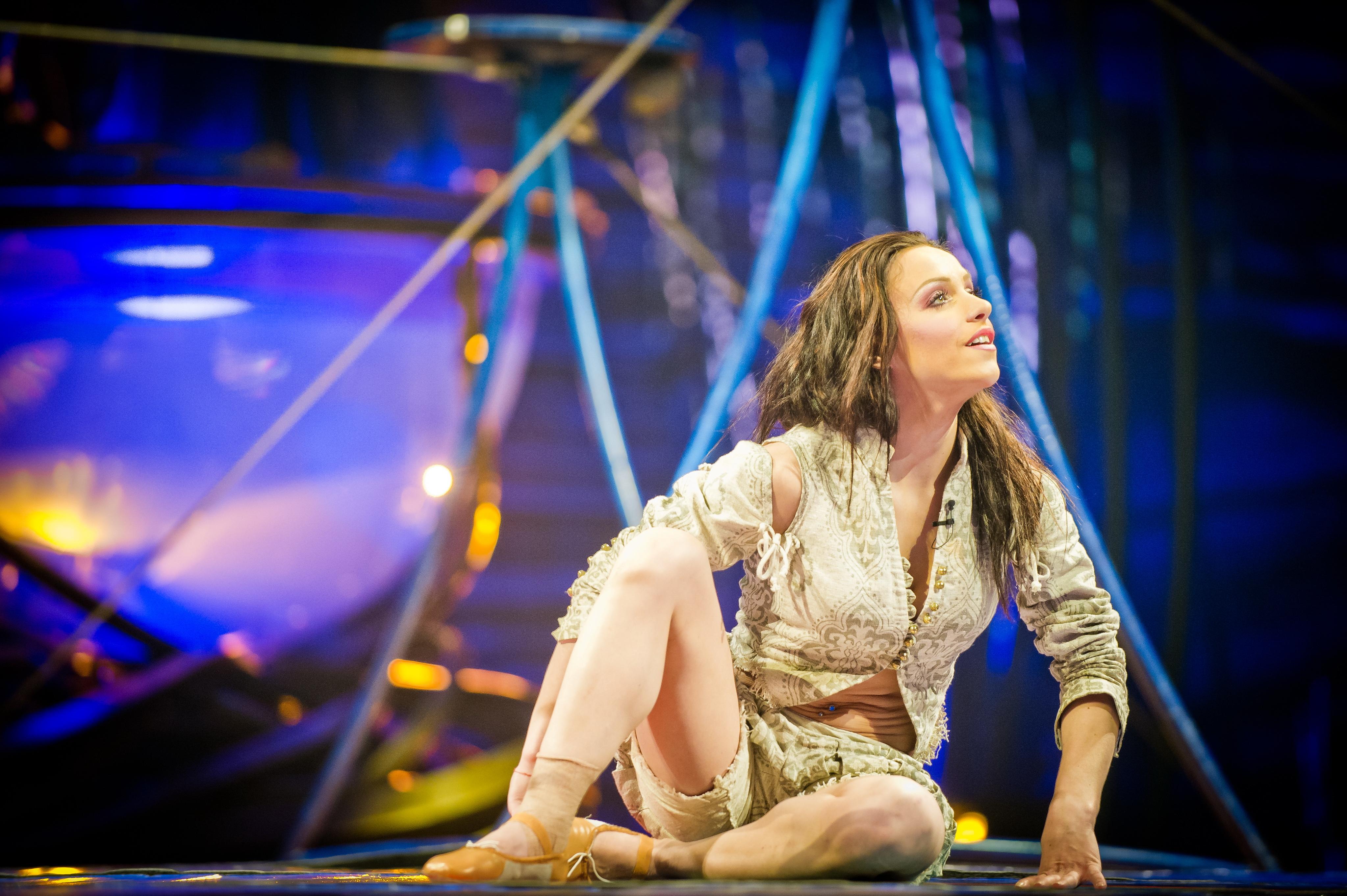 Cirque du Soleil enchants with 'Amaluna' (Photos)