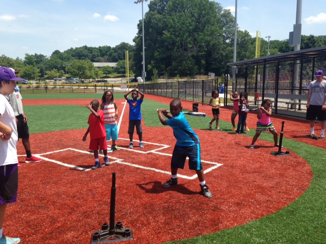 Nationals youth academy opens inaugural summer session