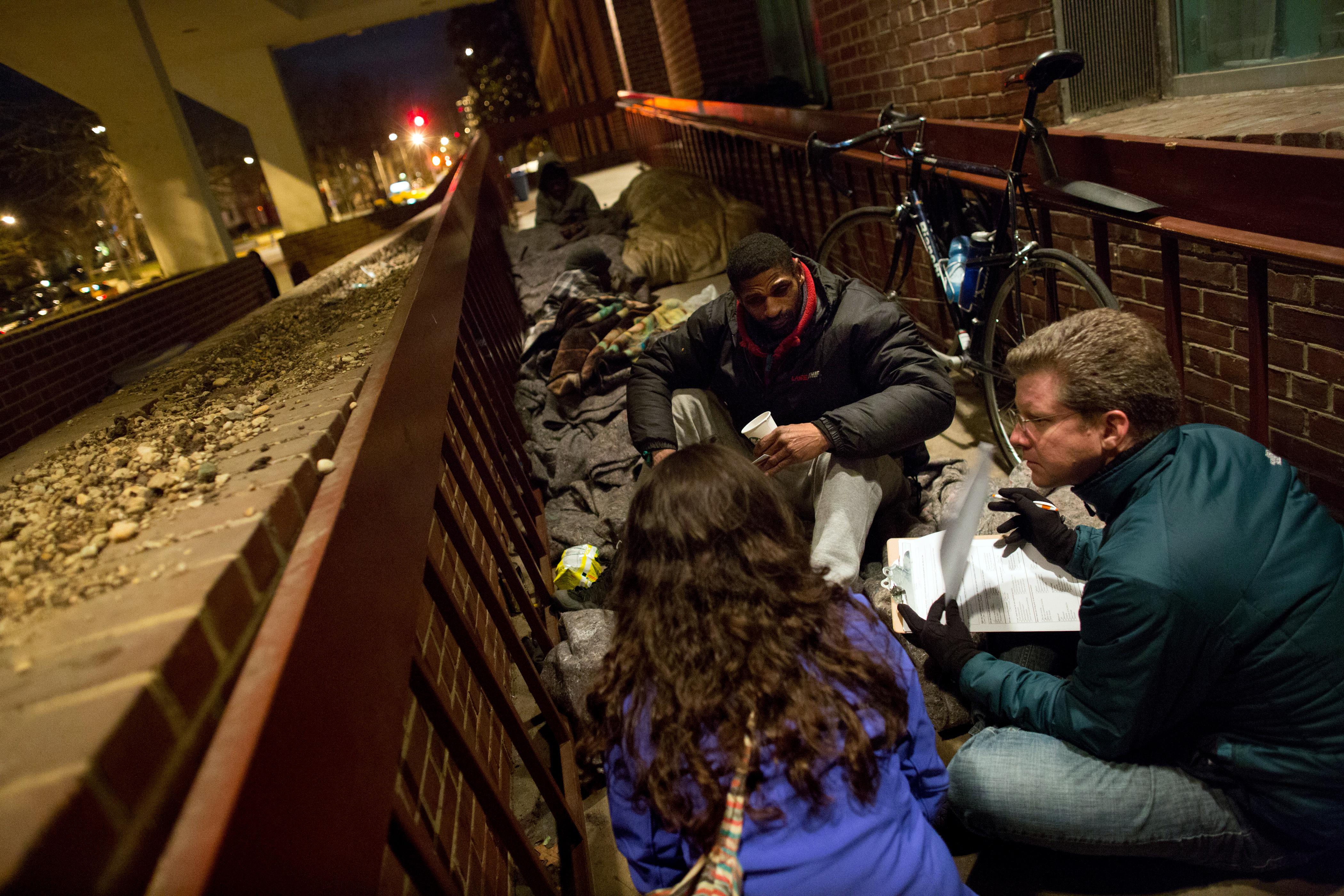On pace: Ending veteran homelessness in D.C.