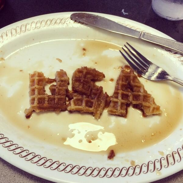 Waffle House: Stay away from Belgian waffles for World Cup match