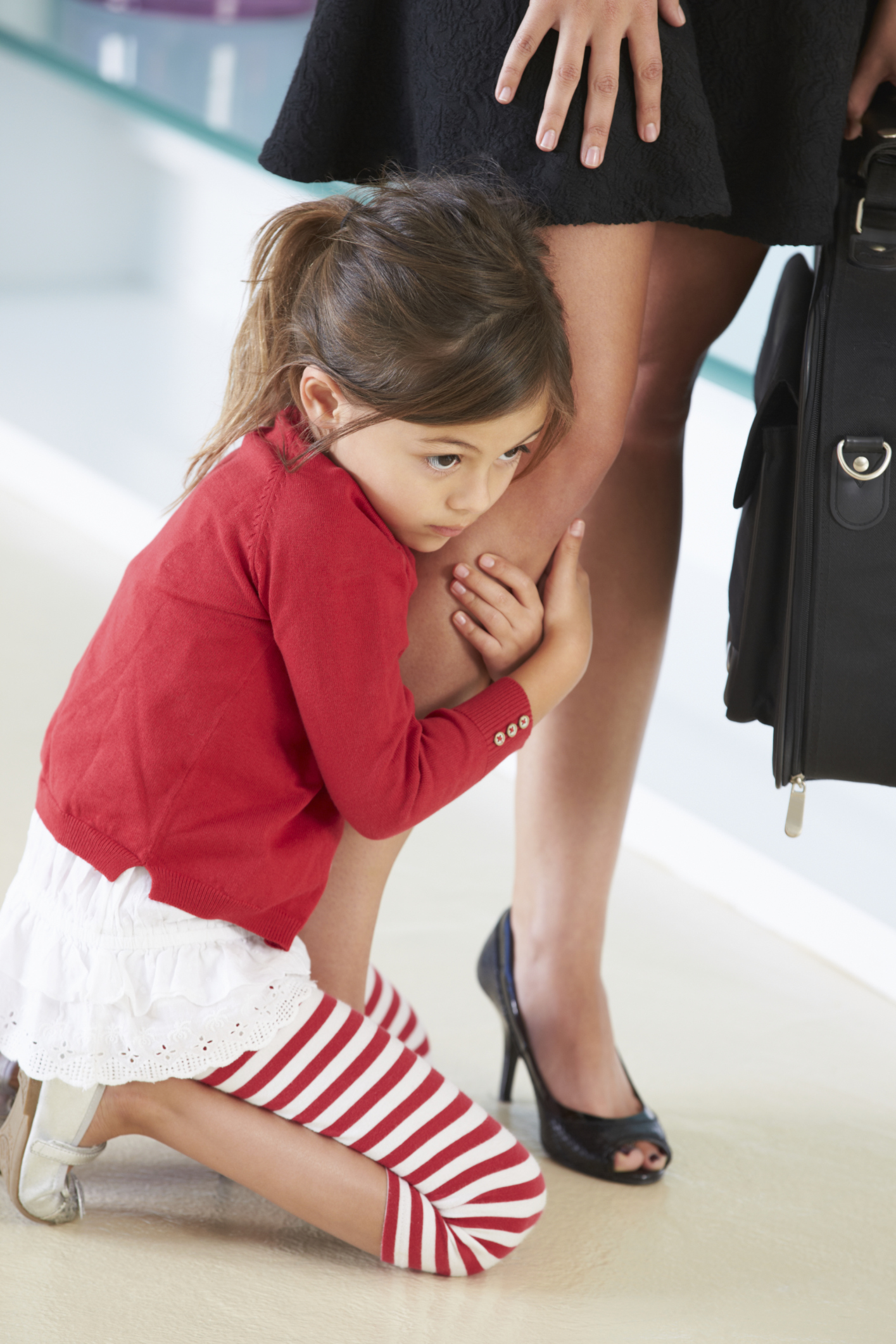 Parenting: The guilt felt by working moms