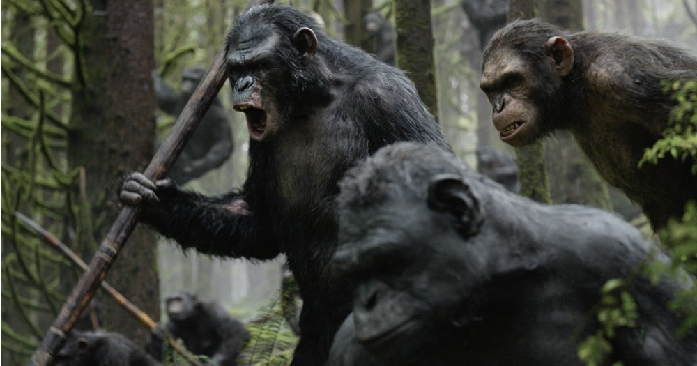 'Dawn of Planet of the Apes' is one of franchise's best (Videos)