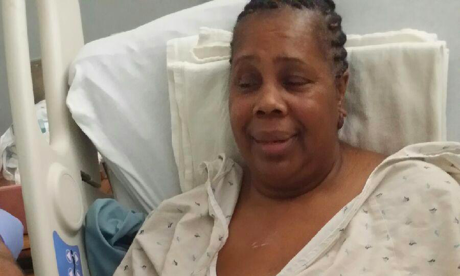 D.C. woman hospitalized after dog attack
