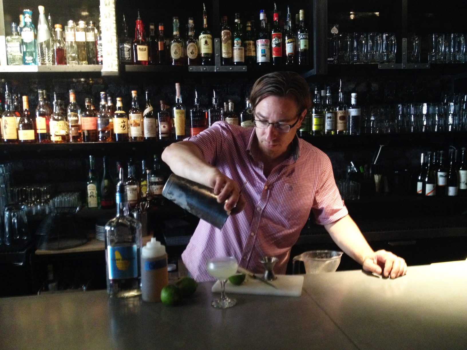 The daiquiri: Steeped in D.C. history, not red dye