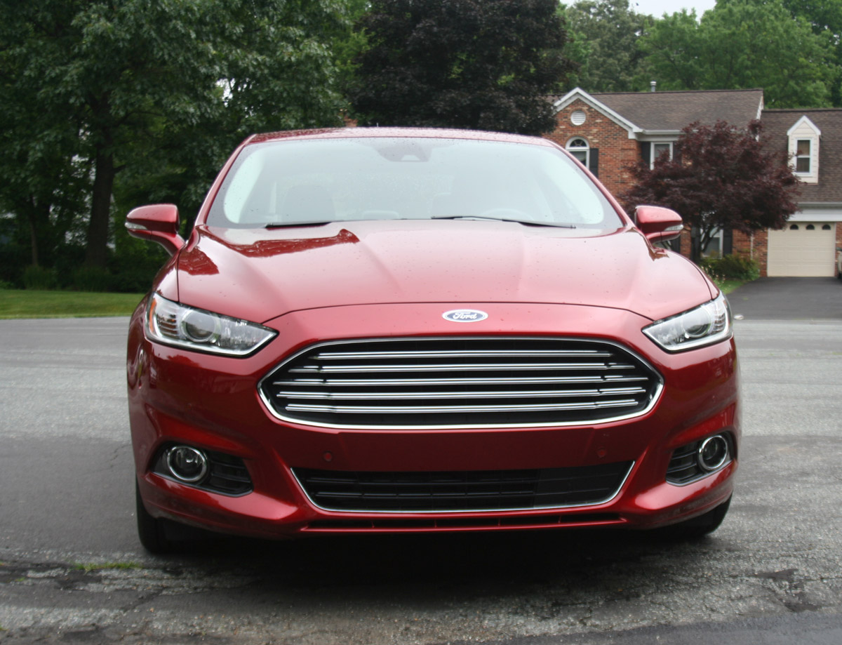 Car Report 2014 Ford Fusion Hybrid Offers Stylish Option To Save Money At The Pump Wtop