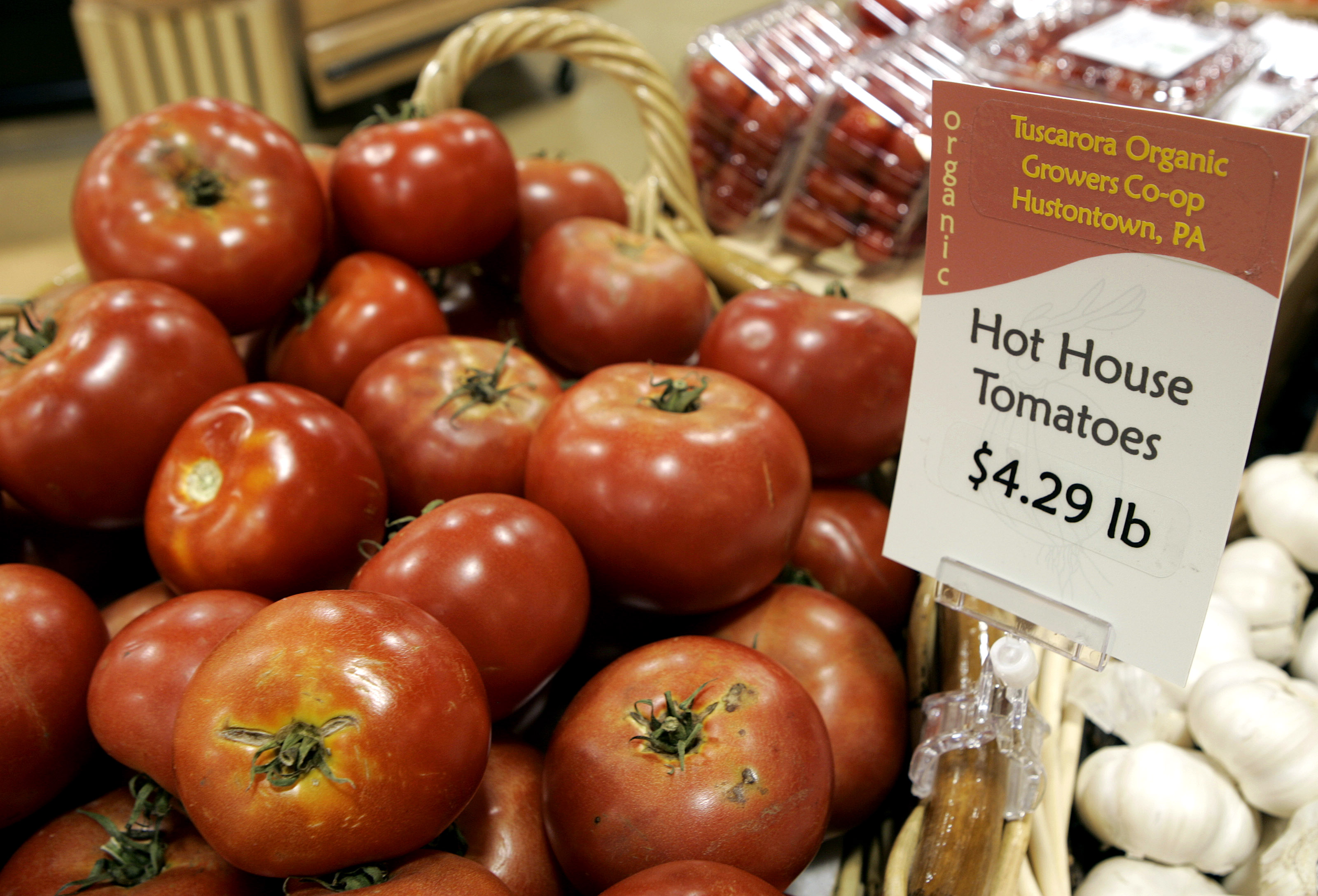 Study: Organic foods are more nutritious, taste better