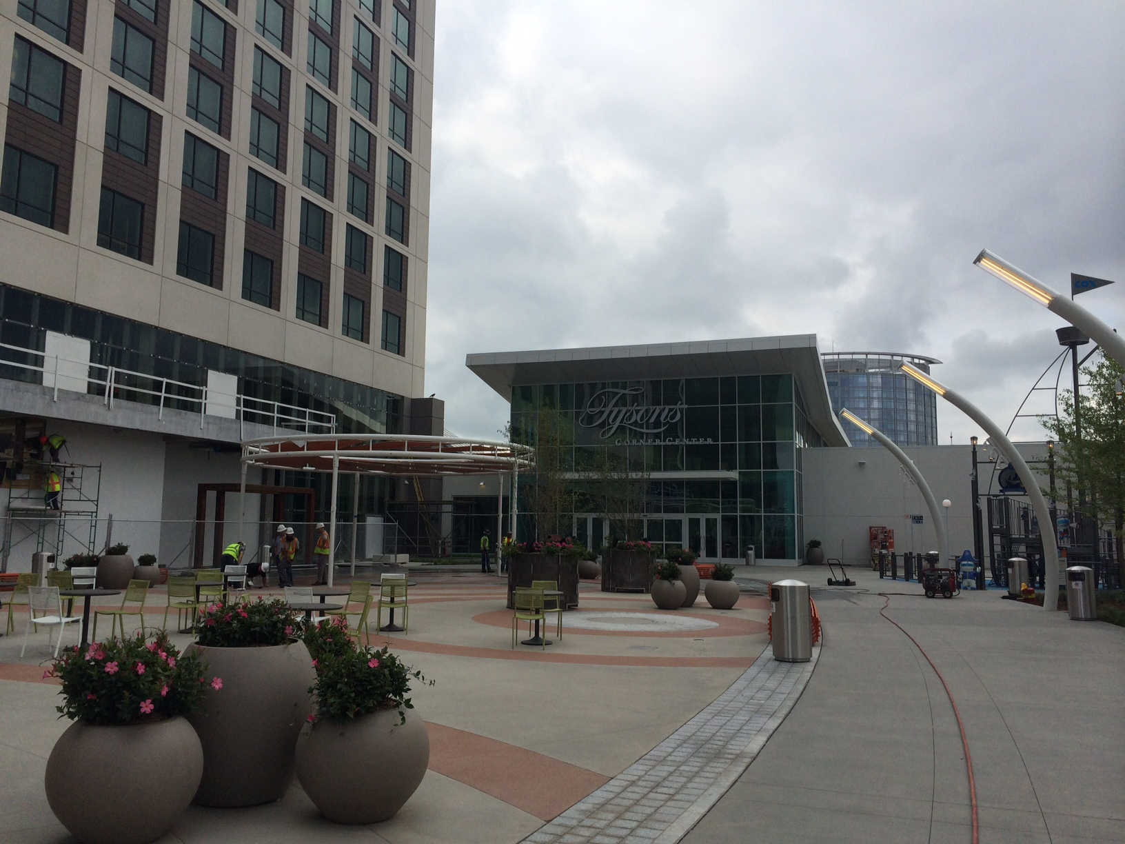 Big expectations for Tysons Corner ahead of Silver Line opening