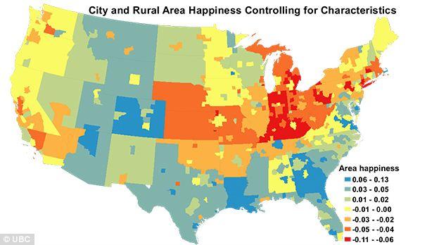 Virginia cities, D.C. top list of happiest metro areas