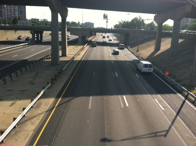 Developer proposes long-term shutdown of part of I-395