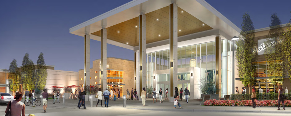 Springfield Town Center Phase 1 to open Fall 2014