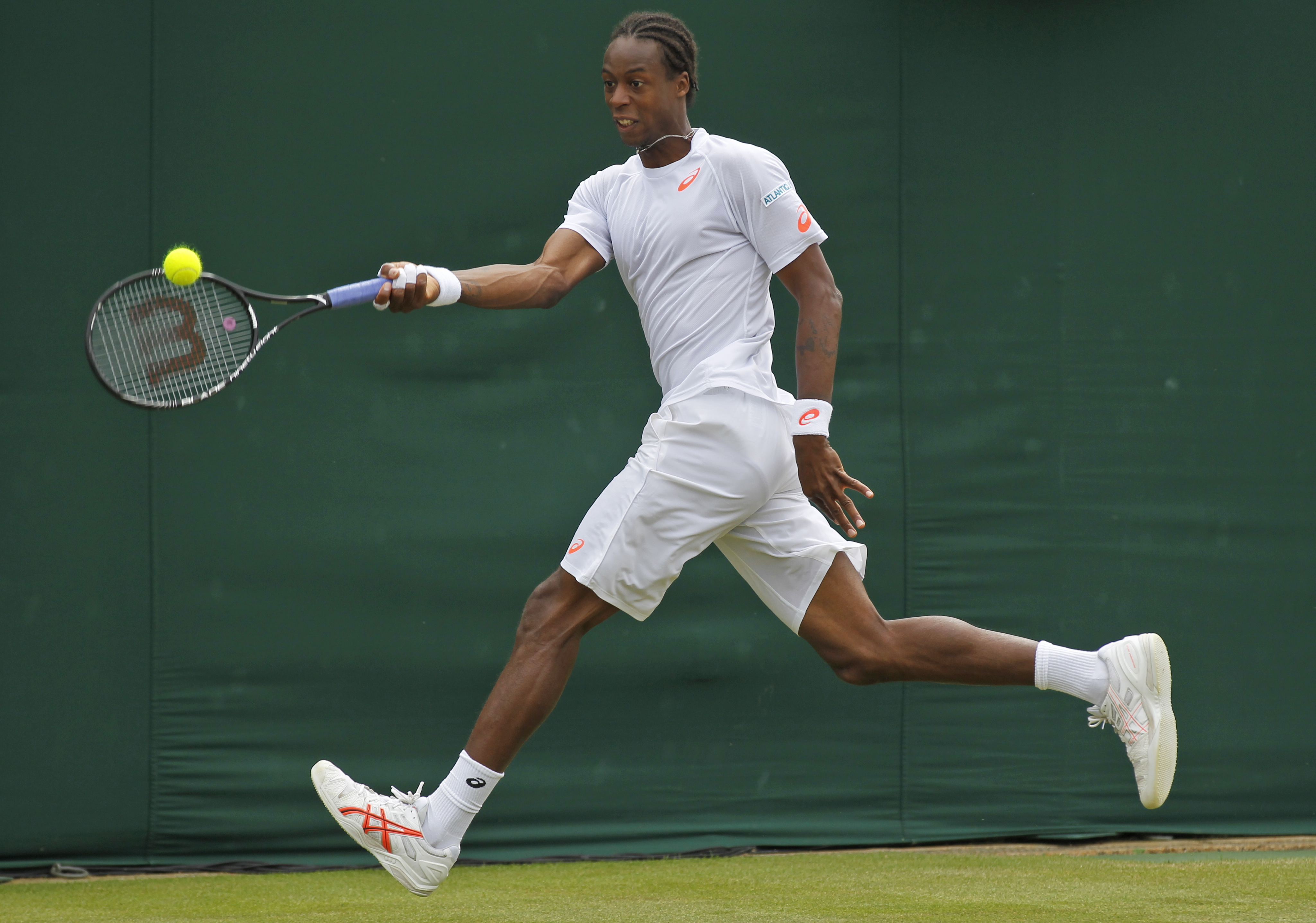 Gael Monfils withdraws from Citi Open tournament