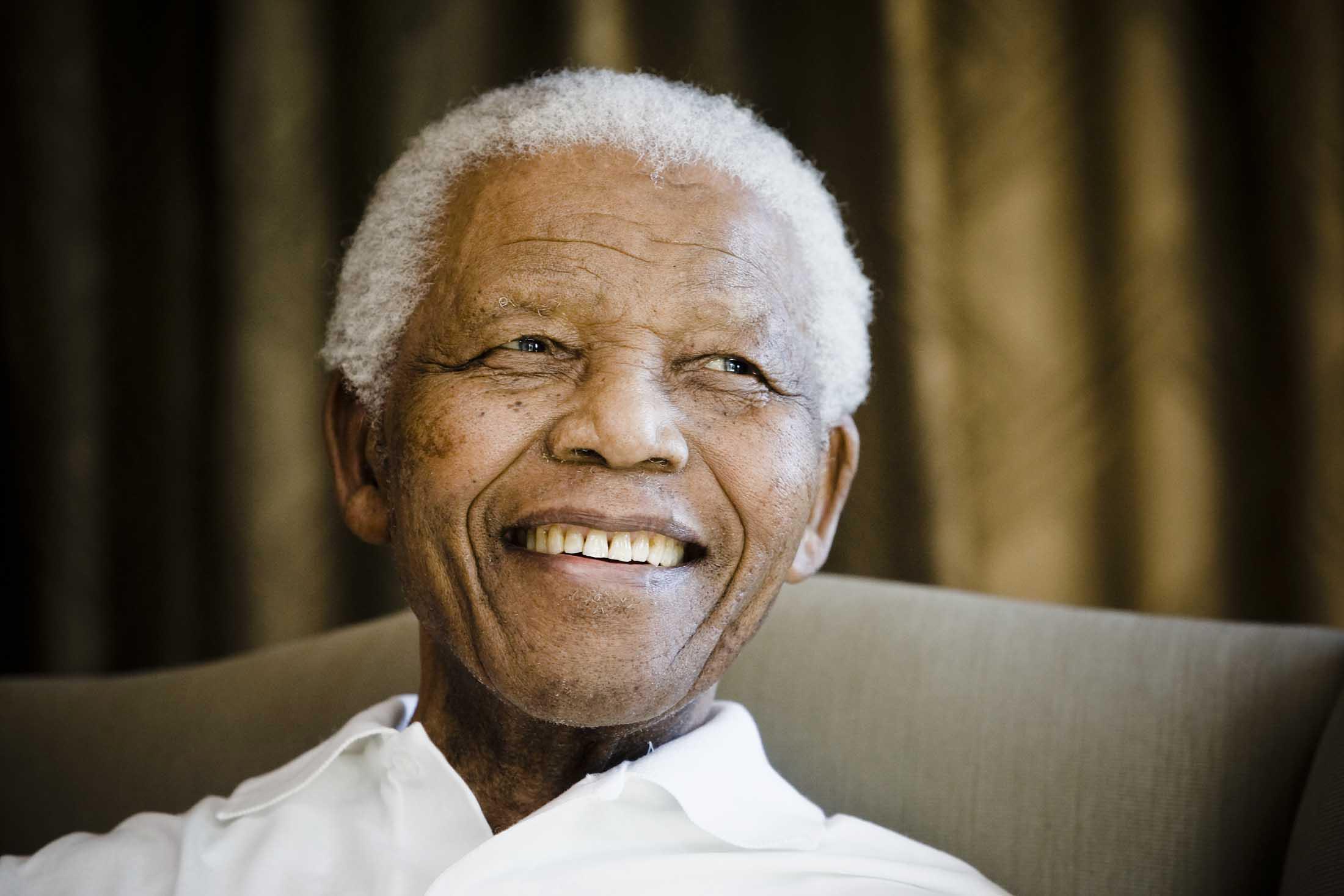 Obama to rename Africa program for Nelson Mandela