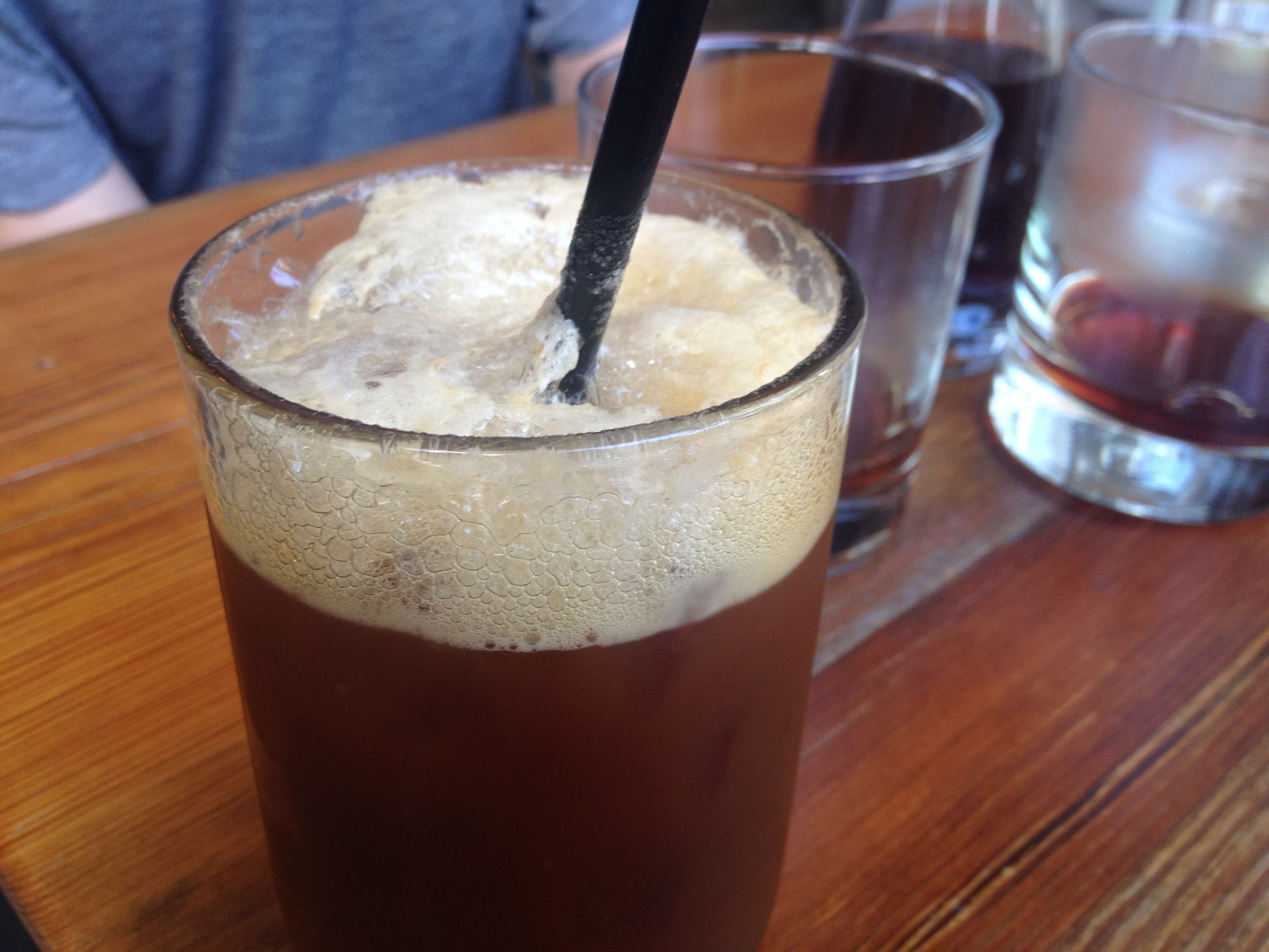 Move over, iced coffee — there's a new drink in town