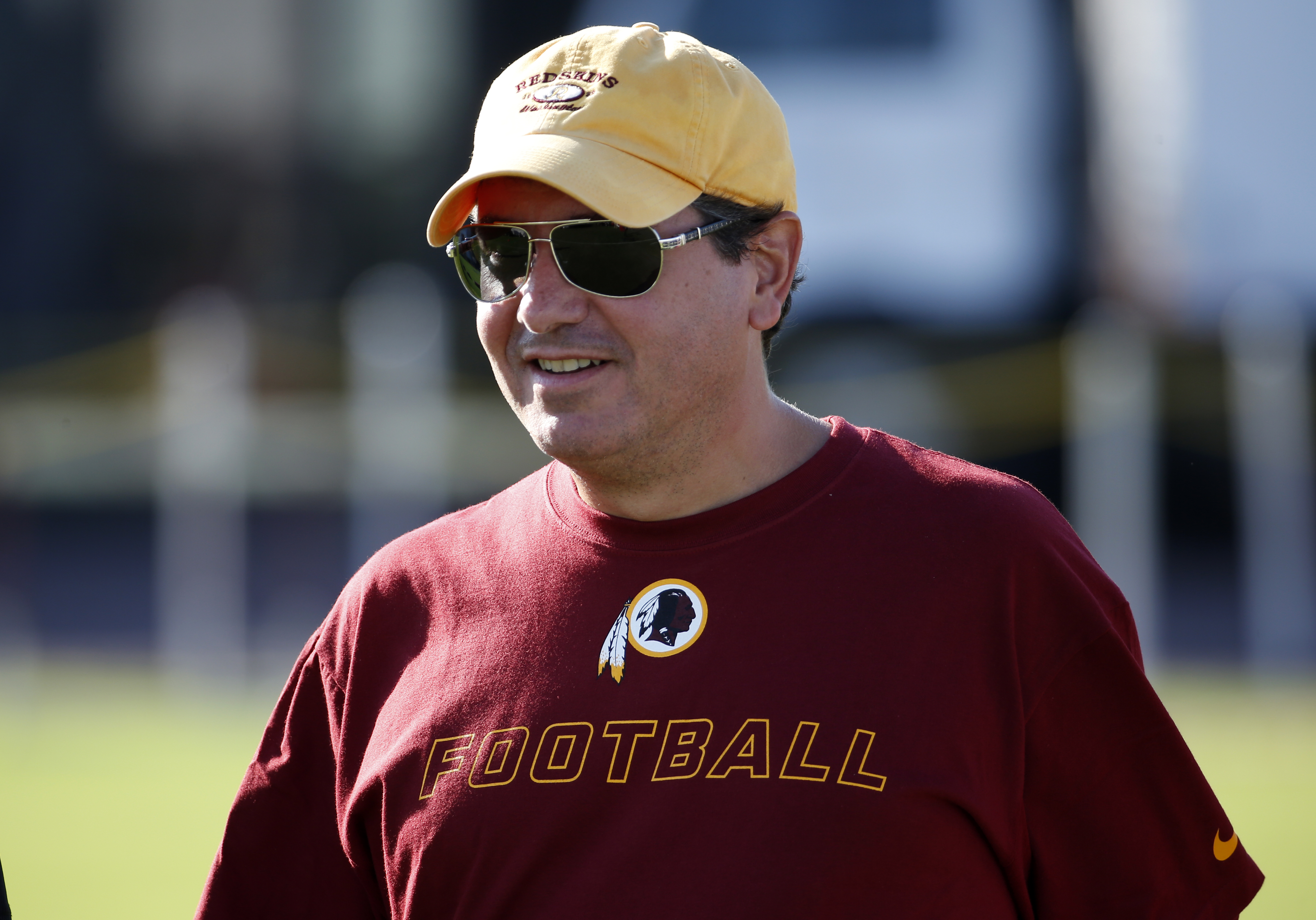 Dan Snyder named most hated owner in football