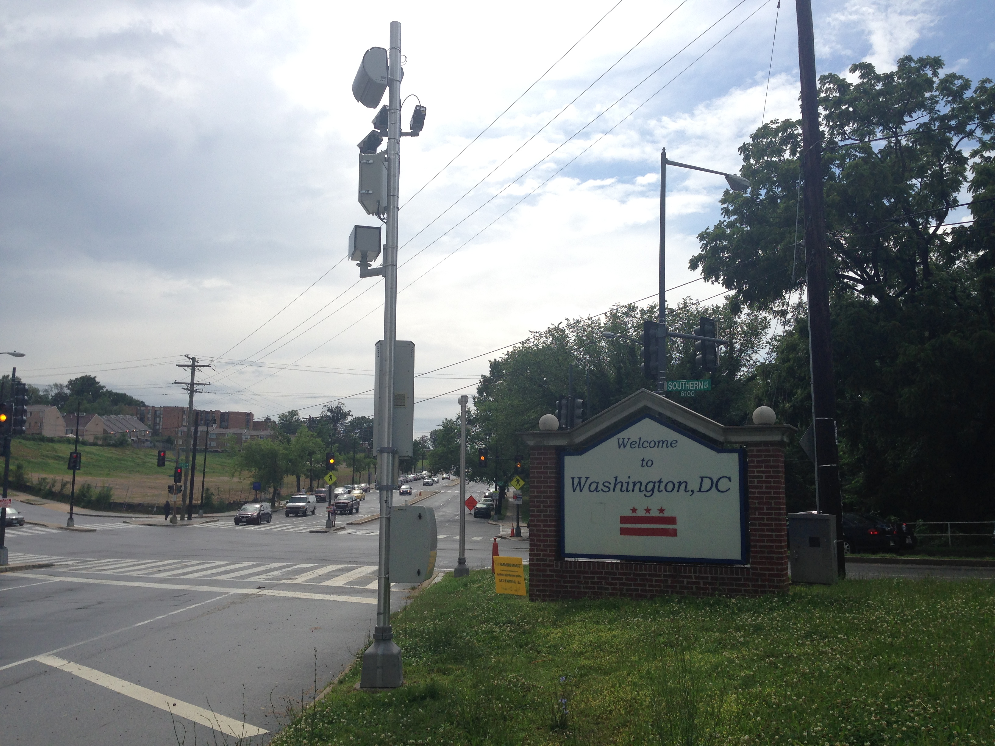 DC could ease up on parking, speed camera ticket punishments